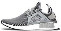 Мужские кроссовки Adidas NMD XR1 Primeknit Grey