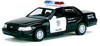 Машинка металл Ford Crown Victoria Police Interceptor 5327