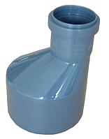 EVCI Кан. Редукция(Redüksiyon) PP 110 × 50 мм (упак. 100 шт)