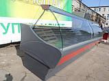 Вітрина холодильна 4 м. Arneg б у., Гастрономічна вітрина бу, фото 3