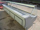 Вітрина холодильна 4 м. Arneg б у., Гастрономічна вітрина бу, фото 5