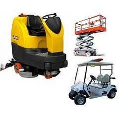 Аккумуляторы для поломоечных машин, гольф-каров, ножничных подъемников