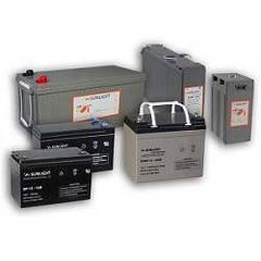 Герметичные AGM аккумуляторы, гелевые АКБ, аккумуляторы для ИБП