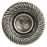 Ручка Ferro Fiori CL 7090.01.45 античное серебро, фото 1