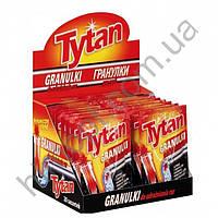 Гранулированное средство Tytan для чистки труб (сашетка) 50g