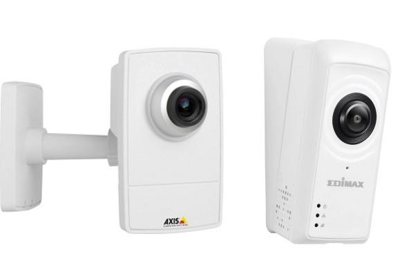 Камеры Сетевые
