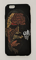 Чехол на Айфон 6/6s Ibasi & Coer Soft Touch мягкий Пластик Гран Торино, фото 1