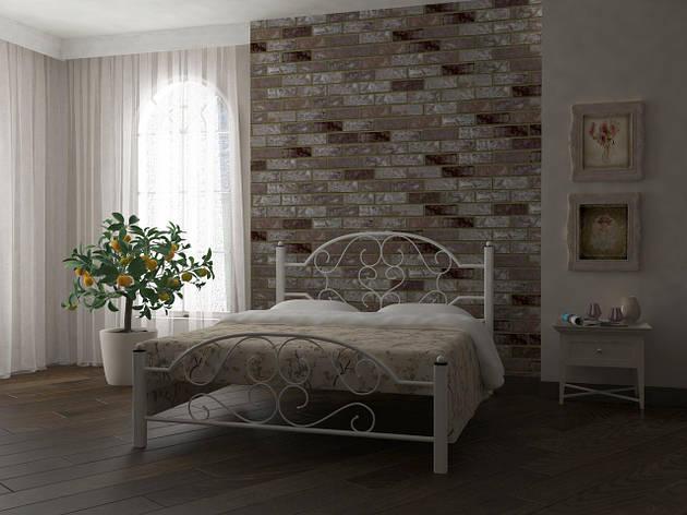 Металлическая кровать Валенсия ТМ Скамья, фото 2