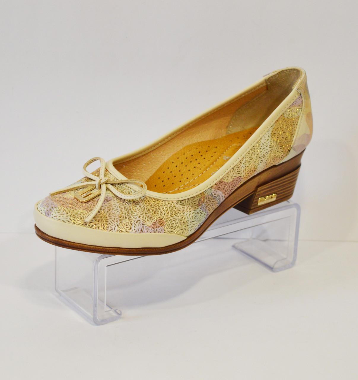 Літні жіночі туфлі Guero 01284 36 розмір