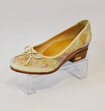 Літні жіночі туфлі Guero 01284 36 розмір, фото 2