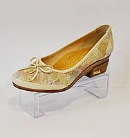 Летние женские туфли Guero 01284