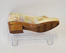 Летние женские туфли Guero 01284, фото 2