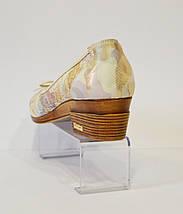 Летние женские туфли Guero 01284, фото 3
