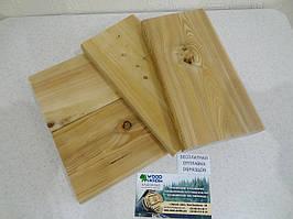 Палубная доска 27х140х2500 Сорт АВ Сибирская Лиственница, настил деревянный