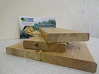 Палубная доска 27х120х4000 Сорт АВ Сибирская Лиственница, для деревянного забора и настил