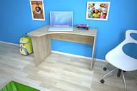 Стол угловой. Детская мебель. Детский стол