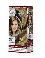 Стойкая крем-краска для волос GALANT IMAGE 3.71 Русый Натуральный