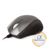 Мышь USB A4-Tech D-100 1000dpi HoleLESS Black