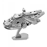 3Д пазл Космический корабль Сокол