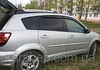 Дефлекторы окон (ветровики) PONTIAK Vibe I 2001/Toyota Matrix 2001