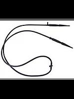 Капельница – спица прямая, полив на 50см мягкая трубка