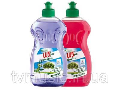 Средство для мытья посуды W5 eco концентрат