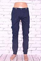 """Мужские джинсы-карго """"Pacos"""".(Код 1569 )"""