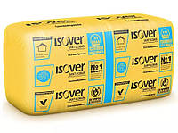 Утеплитель минеральный скатная кровля 100 мм(7,14м.кв) Isover