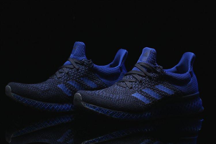 0ad30422 Кроссовки мужские Adidas Ultra Boost (в стиле адидас) синие, цена 1 568  грн., купить в Киеве — Prom.ua (ID#510154845)