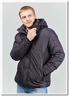 Классическая теплая мужская куртка