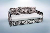 Прямой диван еврокнижка Магнат