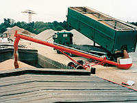 Стационарные шнековые транспортеры - 250 т/час