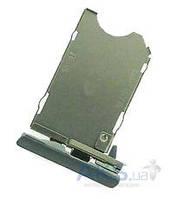 Держатель SIM-карты Nokia X7-00 Original Silver