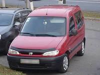 Peugeot Partner 1996-2008 гг. Мухобойка FLY (1996-2004)