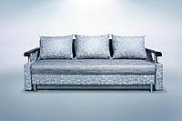 Прямой диван еврокнижка Магнат 2
