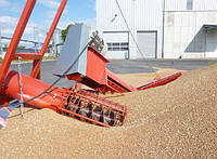 Шнековый погрузчик зерна - 100 т/час