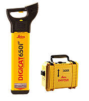 Детекторы проводки (металлоискатели) Leica Geosystems DIGICAT 650i
