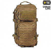 M-TAC РЮКЗАК ASSAULT PACK LASER CUT TAN, фото 1