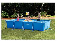 Каркасный бассейн Small Frame 4,50х2,20х0,84м Intex 28273, фото 1