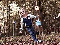 Джинсы термо детские унисекс р.98-104 ТСМ Tchibo  Германия