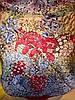 Платок двусторонний с разноцветными цветами , фото 4