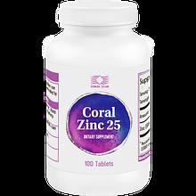 Цинк (100 таблеток по 25 мг) препараты для улучшения потенции у мужчин