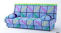 Диван Ньюс 130х200 система раскладывания Клик-Кляк Ньюс Эфект 2000х1300 Каркас Метал