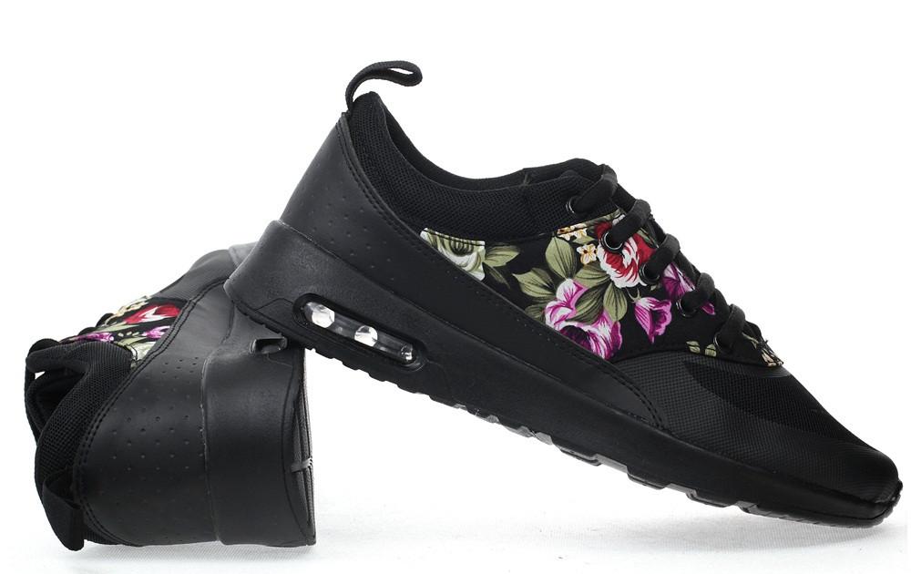 Женские кроссовки Tsao BLACK