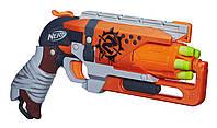 "NERF Бластер Зомби ""Хаммершот"" Zombie Strike Hammershot Blaster A4325"