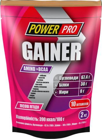 Power Pro Gainer 2 kg