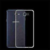 Силиконовый чехол Utty Ultra Thin на Samsung Galaxy J5 Prime SM-G570 Clean Grid Transparent, фото 1