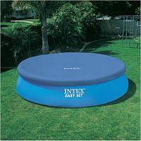 Надувной бассейн intex 28110 + тент-чехол.