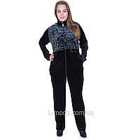 Спортивный костюм велюровый женский