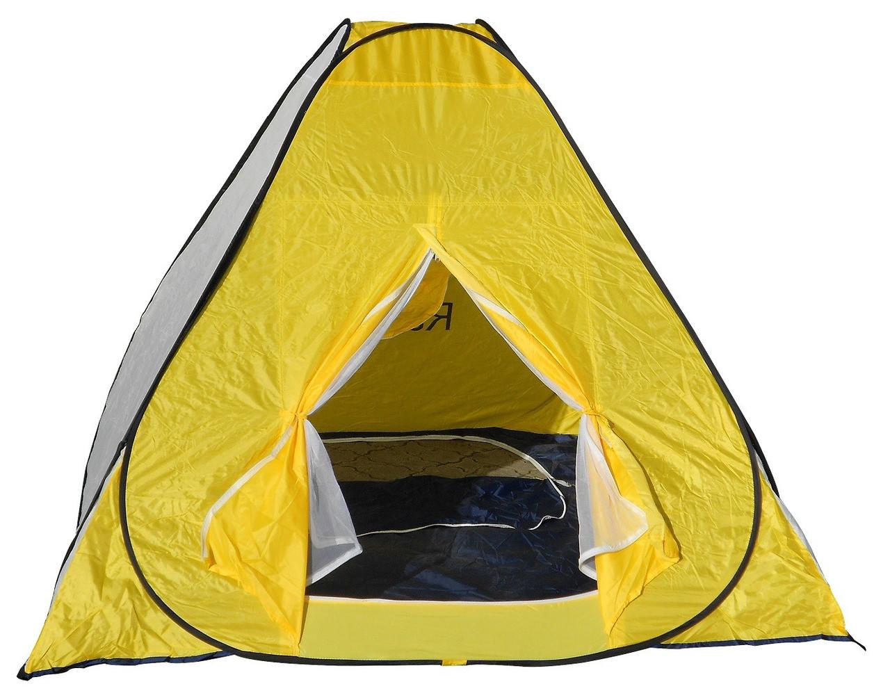 Всесезонная палатка для рыбалки Ranger winter-5 weekend RA 6602 + СЛЕДАЕМ СКИДКУ!